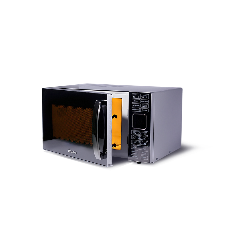 ATASHII MICROWAVE OVEN | NMW-90D25AL-G1A (G) Silver (25 Ltr.)