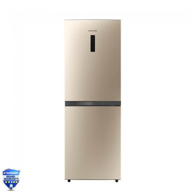 Samsung Bottom Mount Refrigerator | RB21KMFH5SK/D3 | 218 L-Gold