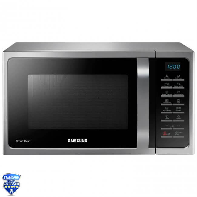 SAMSUNG | Convection Micro Wave Oven with SlimFry™ 28L | MC28H5025VS/D2