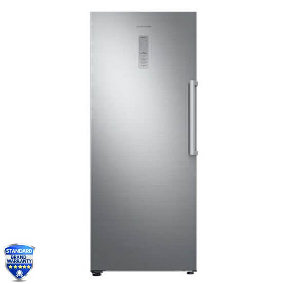 Samsung Refrigerator 330L Upright Freezer with Power Freeze, | RZ32M71207F